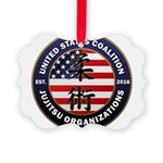 USCJO Logo Ornament