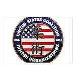 USCJO Logo Postcards (Package of 8)