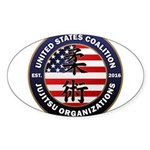 USCJO Logo Sticker