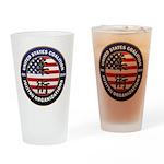 USCJO Logo Drinking Glass