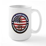USCJO Logo Mugs
