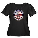 USCJO Logo Plus Size T-Shirt
