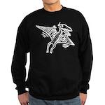 Pterodactyl Sweatshirt (dark)
