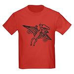 Pterodactyl Kids Dark T-Shirt