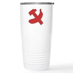 Hammer and Banana Stainless Steel Travel Mug
