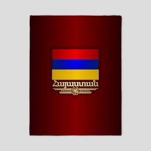 Armenian Pride Twin Duvet Cover