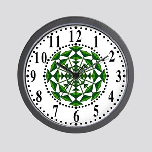 Eclectic Flower 171 Wall Clock