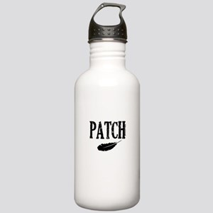 Patch and a feather Stainless Water Bottle 1.0L