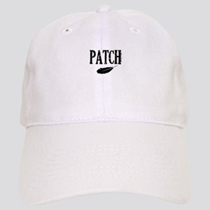 Patch and a feather Cap