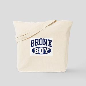 Bronx Boy Tote Bag