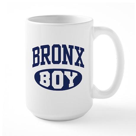 Bronx Boy Large Mug