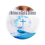 I Believe In God & Science 3.5