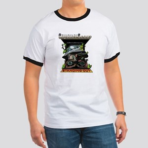 Cav Scout - Standing Out Ringer T