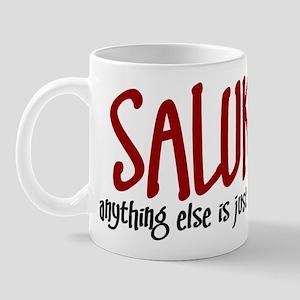 Saluki JUST A DOG Mug