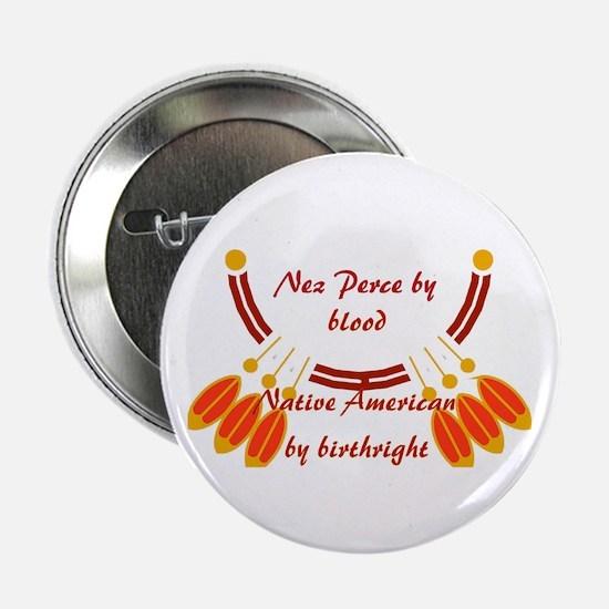 """Nez Perce"" Button"