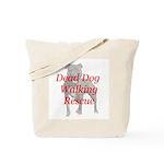 Rescue Logo Tote Bag