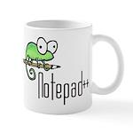 Notepad++ 11 oz Ceramic Mug