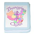 Zhangping China baby blanket