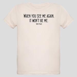 When You See Me Twin Peaks Organic Kids T-Shirt