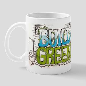 Build Green Mug