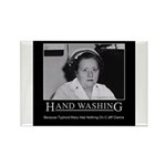 Infection Control Humor 02 Rectangle Magnet (100 p