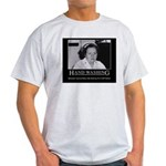 Infection Control Humor 02 Light T-Shirt