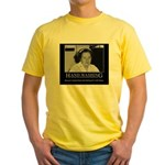 Infection Control Humor 02 Yellow T-Shirt