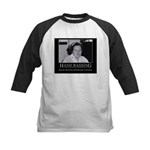 Infection Control Humor 02 Kids Baseball Jersey