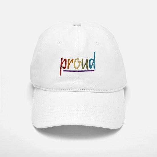 Earth Pride Baseball Baseball Cap