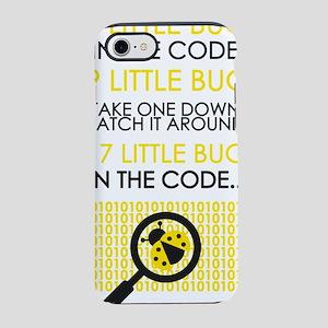 99 Little Bugs T-Shirt iPhone 7 Tough Case