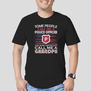 Some People Police Officer Most Important T-Shirt
