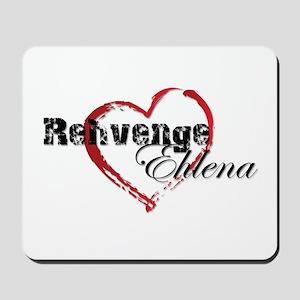 Abstract Heart Mousepad - Rehvenge and Ehlena