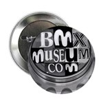 "BMXMUSEUM CHAINWHEEL LOGO 2.25"" Button (10 pack)"