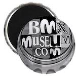 "BMXMUSEUM CHAINWHEEL LOGO 2.25"" Magnet (100 pack)"