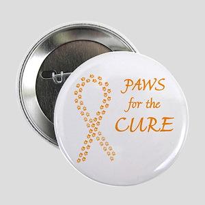 Orange Paws Cure Button