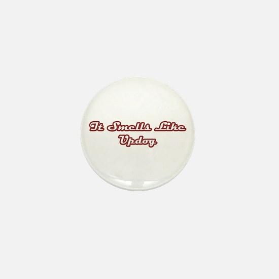 Updog Mini Button