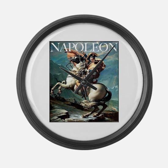 Napoleon Large Wall Clock