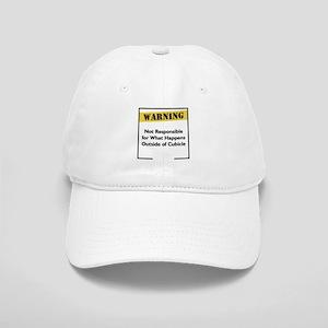 Cubicle Warning Cap