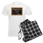 Teachers Have Class Men's Light Pajamas