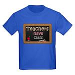 Teachers Have Class Kids Dark T-Shirt