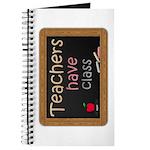 Teachers Have Class Journal