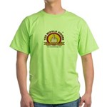 The Middle Finger Green T-Shirt