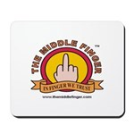 The Middle Finger Mousepad