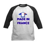 Made In France Kids Baseball Jersey