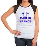 Made In France Women's Cap Sleeve T-Shirt