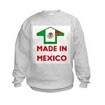 Made In Mexico Kids Sweatshirt