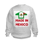 Made In Mexico Kids Sweatshirt