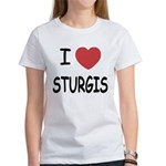 I heart sturgis Women's T-Shirt