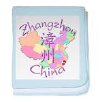 Zhangzhou China baby blanket