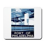 Port Of Philadelphia Mousepad